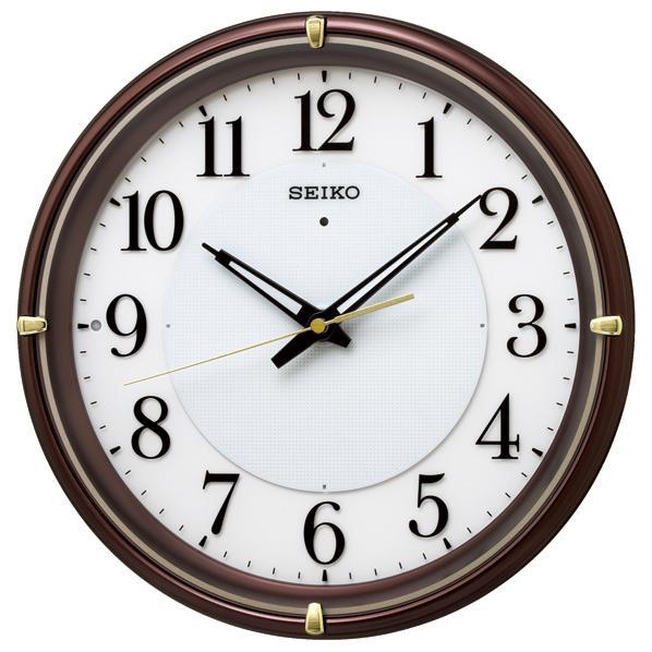 SEIKO 電波掛時計 KX233B [KX233B]