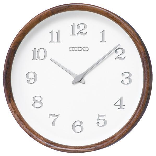 SEIKO 電波掛時計 nu・ku・mo・ri KX239B [KX239B]