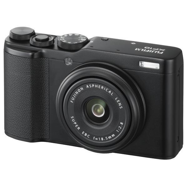富士フイルム デジタルカメラ XF10 ブラック FXF10B [FXF10B]【RNH】