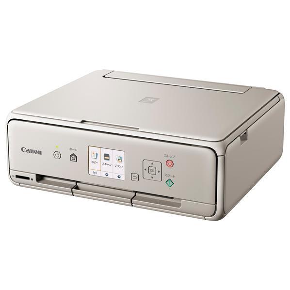 キヤノン インクジェットプリンター PIXUS TS5030S グレー TS5030SGY [TS5030SGY]【RNH】
