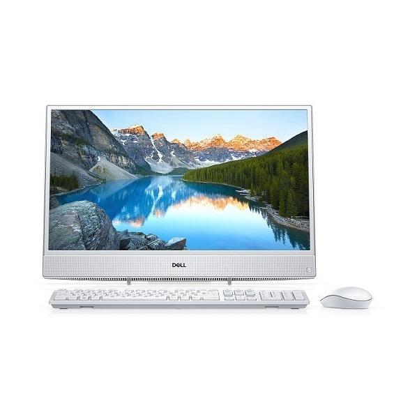 デル 一体型デスクトップパソコン Inspiron 22 3000 ホワイト FI06-8HHBW [FI068HHBW]【RNH】