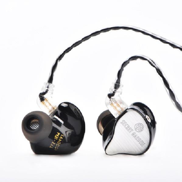 TFZ カナル型イヤフォン ブラック TFZ-SG-BK [TFZSGBK]【ARPP】