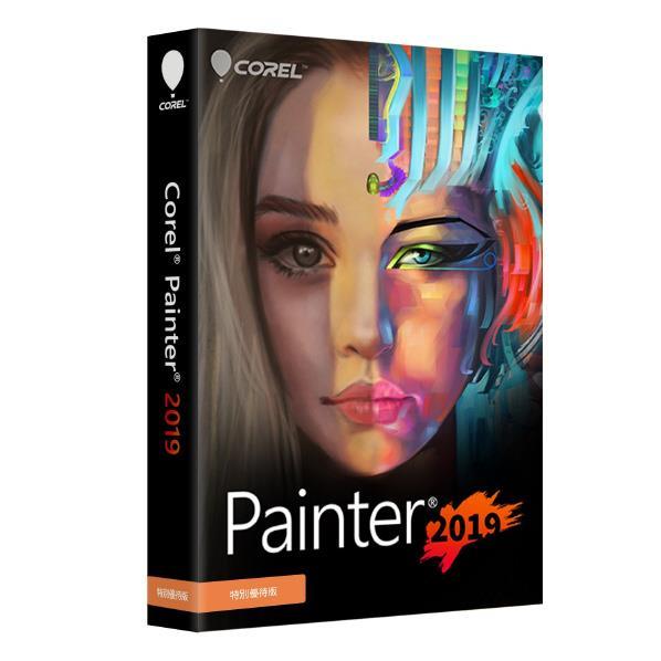 コーレル Painter 2019 特別優待版 PAINTER2019トクベツユウタイHD [PAINTER2019トクベツユウタイHD]