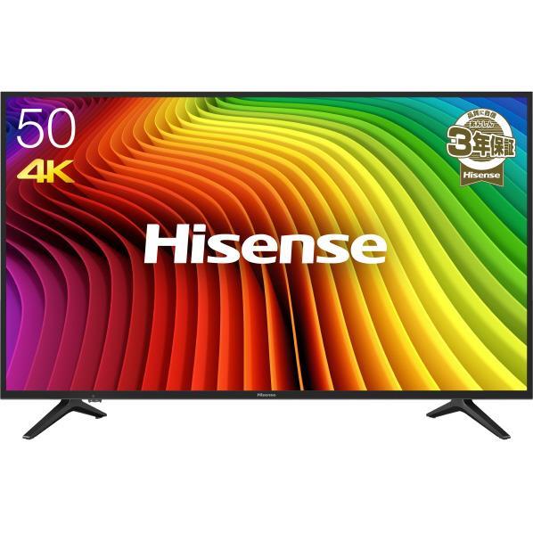 ハイセンス 50V型4K対応液晶テレビ 50A6100 [50A6100]【KK9N0D18P】【RNH】【OCFH】【MRPT】
