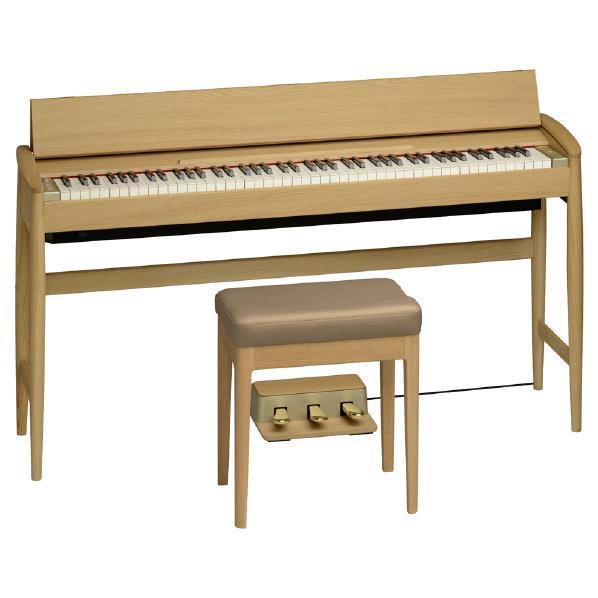 ローランド 電子ピアノ きよら ピュアオーク KF-10-KO [KF10KO]【NATUM】