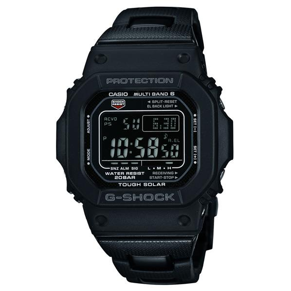カシオ ソーラー電波腕時計 G-SHOCK GW-M5610BC-1JF [GWM5610BC1JF]