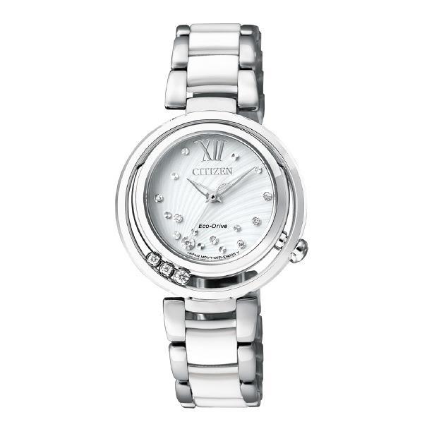 シチズン 腕時計 エコ・ドライブ シチズン エル EM0327-84A [EM032784A]