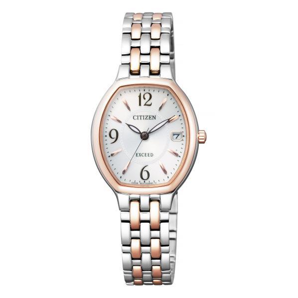 シチズン 腕時計 エクシード エコ・ドライブ EW2434-56A [EW243456A]
