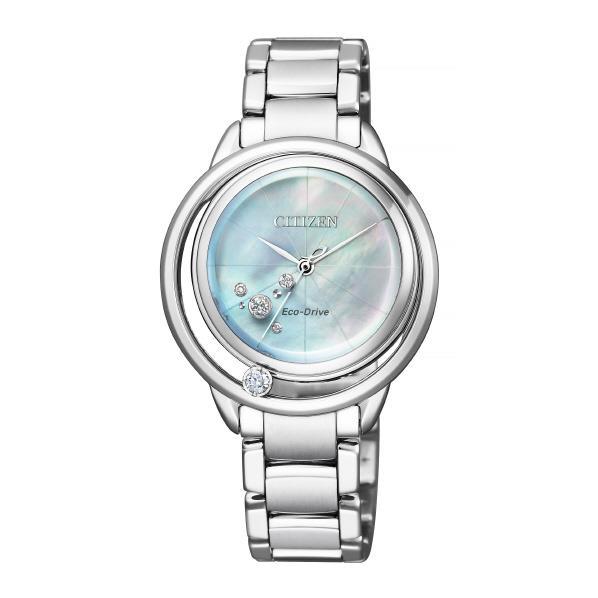シチズン 腕時計 エコ・ドライブ シチズン エル EW5521-81D [EW552181D]