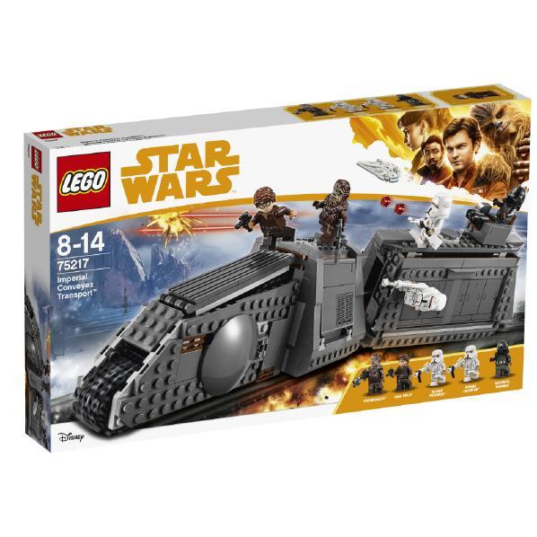 レゴジャパン LEGO スター・ウォーズ 75217 インペリアル・コンベイエックス・トランスポート 75217インペリアルコンベイエツクストランス [75217インペリアルコンベイエツクストランス]