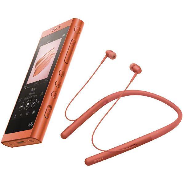 SONY デジタルオーディオプレイヤー(16GB) ウォークマン Aシリーズ トワイライトレッド NW-A55WI R [NWA55WIR]【RNH】