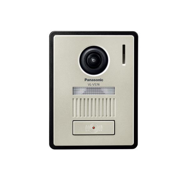 パナソニック カラーカメラ玄関子機 VL-V574L-N [VLV574LN]