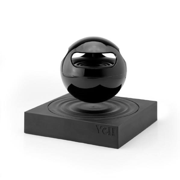 THT Japan Bluetoothワイヤレススピーカー HOVERIC ブラック BTSL10-BL [BTSL10BL]