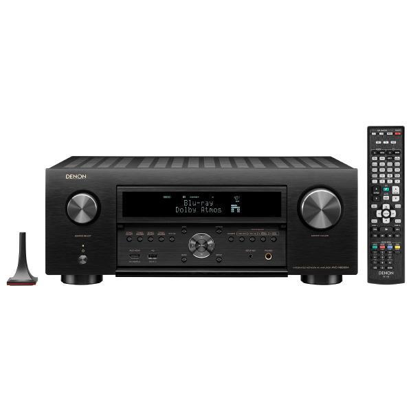 DENON AVサラウンドアンプ ブラック AVCX6500HK [AVCX6500HK]【RNH】
