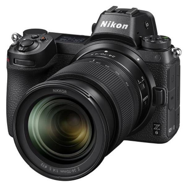 ニコン デジタル一眼カメラ・24-70+FTZマウントアダプターキット Z 6 Z6LK24-70FTZKIT [Z6LK2470FTZKIT]【RNH】