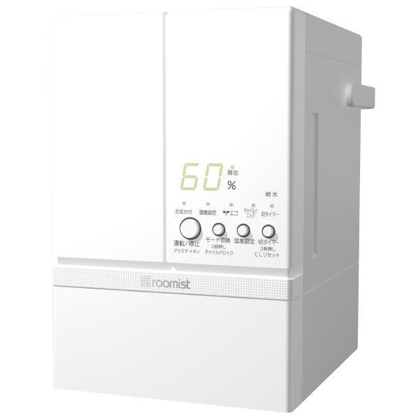 三菱重工 スチームファン蒸発式加湿器 roomist ピュアホワイト SHE60RD-W [SHE60RDW]【RNH】