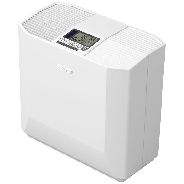 三菱重工 ハイブリッド式加湿器 roomist クリアホワイト SHK50RR-W [SHK50RRW]【RNH】