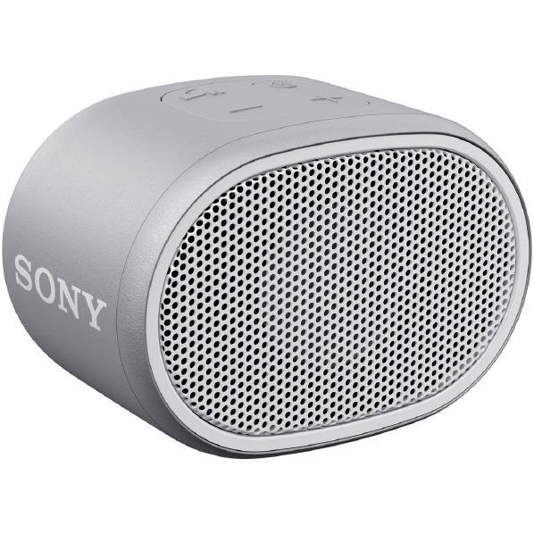 あんしん延長保証対象 小型 マーケット 軽量で持ち運びに便利 SONY 新作多数 ワイヤレススピーカー ホワイト RNH SRS-XB01 W SRSXB01W SSPT