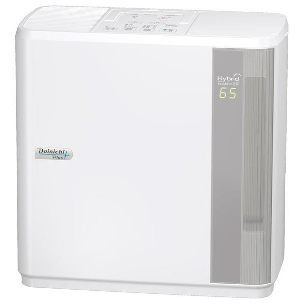 ダイニチ ハイブリッド式加湿器 KuaL ホワイト HD-5018E6-W [HD5018E6W]【RNH】