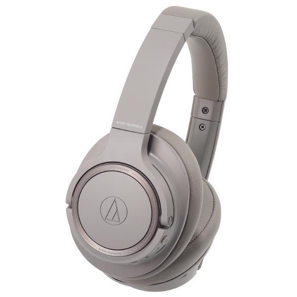 オーディオテクニカ ワイヤレスヘッドフォン ブラウン ATH-SR50BT BW [ATHSR50BTBW]【RNH】