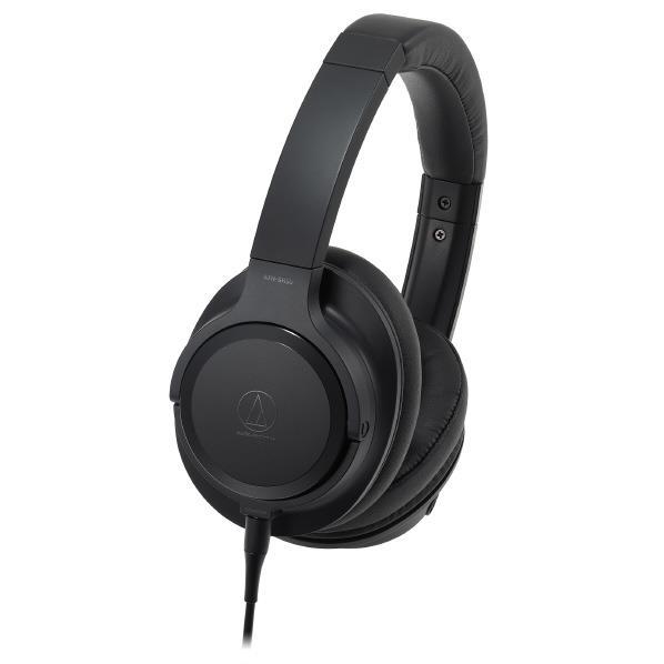 オーディオテクニカ ポータブルヘッドフォン ATH-SR50 [ATHSR50]【RNH】