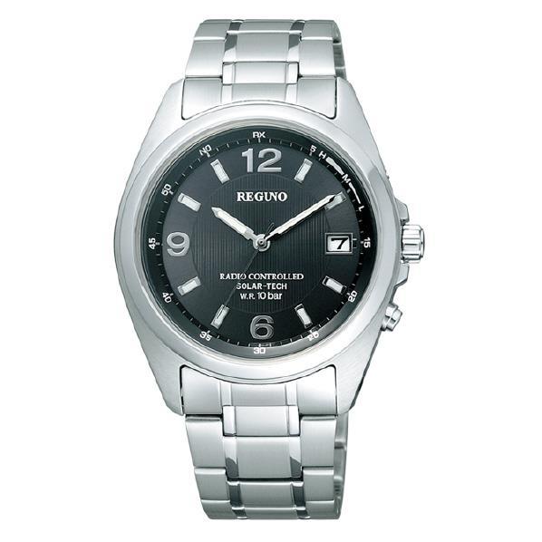 シチズン ソーラーテック電波腕時計 レグノ RS25-0343 [RS250343]