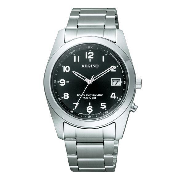 シチズン ソーラーテック電波腕時計 レグノ RS25-0481 [RS250481]