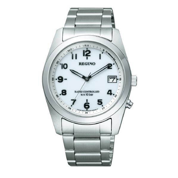 シチズン ソーラーテック電波腕時計 レグノ RS25-0482 [RS250482]