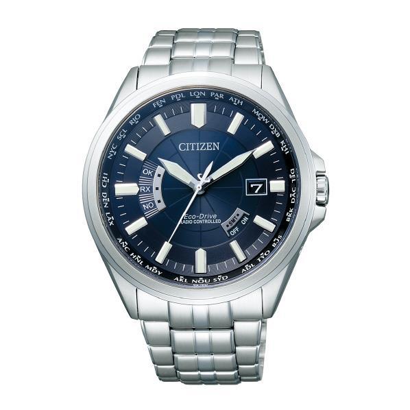 シチズン エコ・ドライブ電波腕時計 シチズンコレクション CB0011-69L [CB001169L]