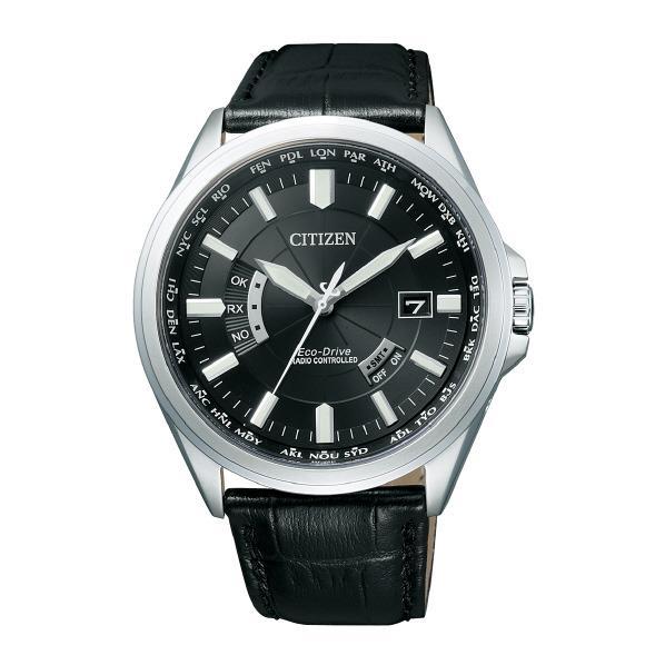 シチズン エコ・ドライブ電波腕時計 シチズンコレクション CB0011-18E [CB001118E]