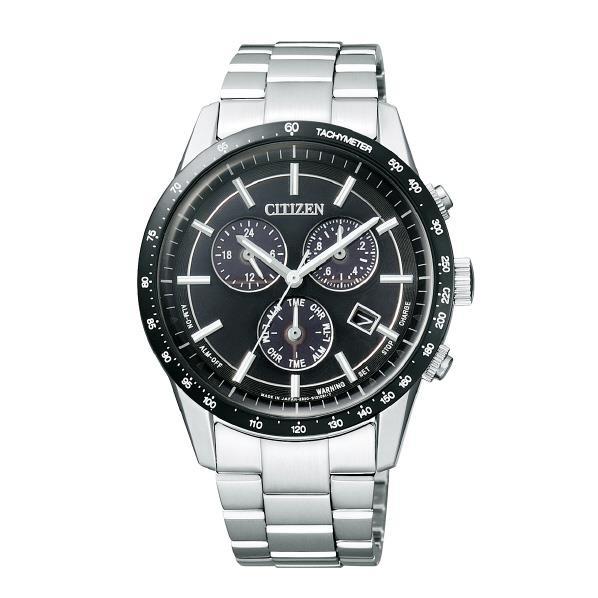 シチズン 腕時計 シチズンコレクション エコ・ドライブ クロノグラフ メタルフェイス BL5594-59E [BL559459E]