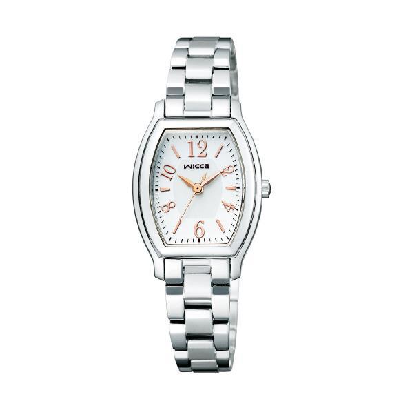 シチズン 腕時計 ウィッカ ソーラーテック KH8-713-11 [KH871311]