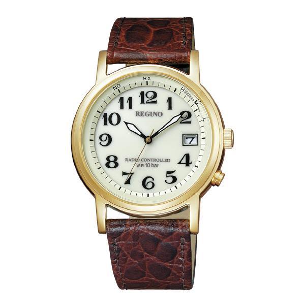 シチズン ソーラーテック電波腕時計(メンズモデル) レグノ KL3-021-30 [KL302130]