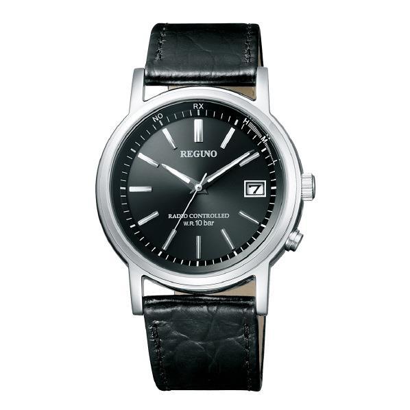 シチズン ソーラーテック電波腕時計(メンズモデル) レグノ KL7-019-50 [KL701950]