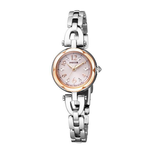 シチズン ソーラーテック腕時計 ウィッカ KF2-510-11 [KF251011]