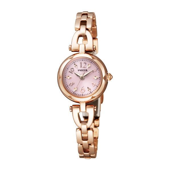 シチズン 腕時計 ウィッカ ソーラーテック KF2-561-91 [KF256191]