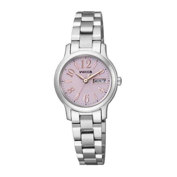 シチズン ソーラーテック腕時計 ウィッカ KH3-410-91 [KH341091]