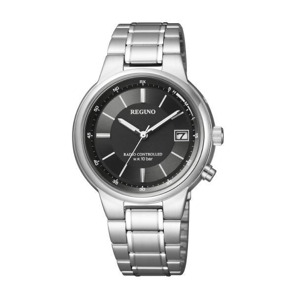 シチズン ソーラーテック電波腕時計(メンズモデル) レグノ KL8-112-51 [KL811251]