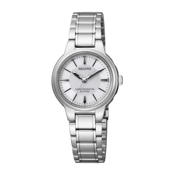 シチズン ソーラーテック電波腕時計(レディスモデル) レグノ KL9-119-91 [KL911991]