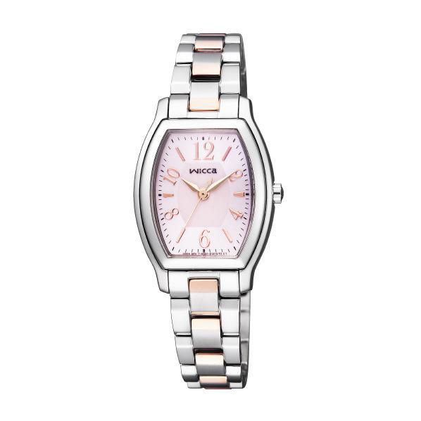 シチズン ソーラーテック腕時計 ウィッカ KH8-730-93 [KH873093]