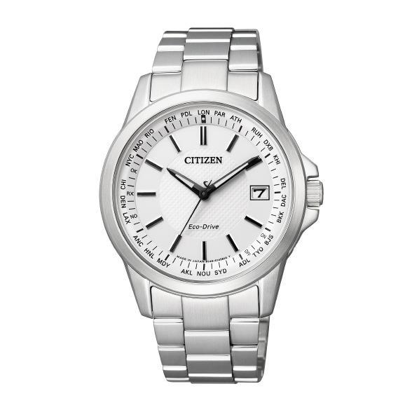 シチズン エコ・ドライブ電波腕時計 シチズンコレクション CB1090-59A [CB109059A]