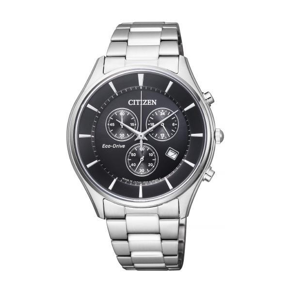 シチズン 腕時計 シチズンコレクション エコ・ドライブ クロノグラフ AT2360-59E [AT236059E]