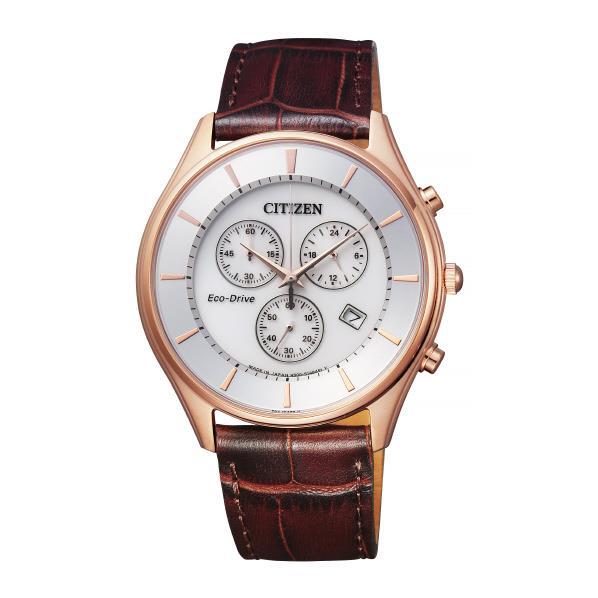 シチズン 腕時計 シチズンコレクション エコ・ドライブ クロノグラフ AT2362-02A [AT236202A]