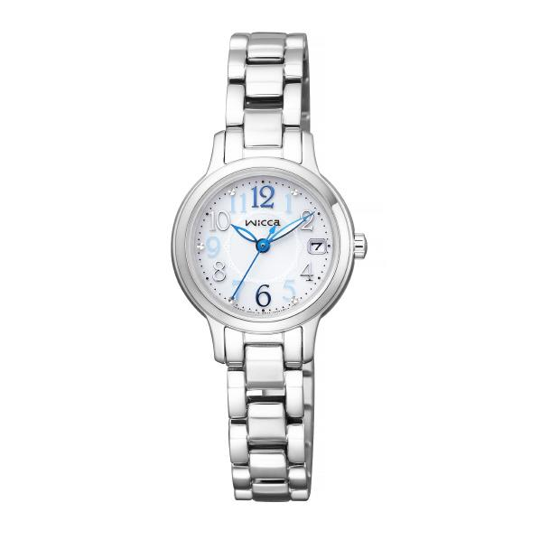 シチズン 腕時計 ウィッカ ソーラーテック KH4-912-11 [KH491211]