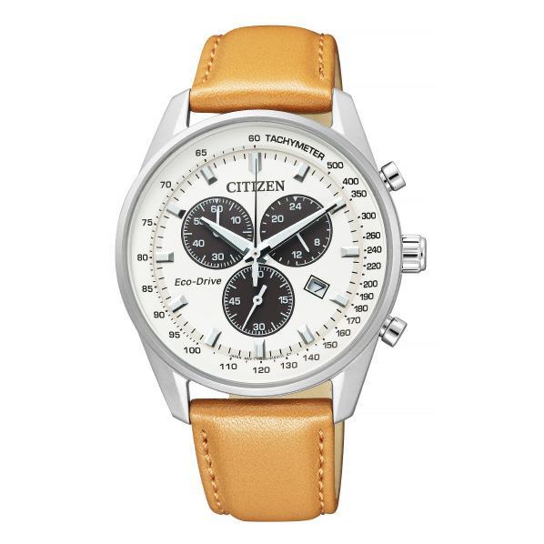 シチズン 腕時計 シチズンコレクション エコ・ドライブ クロノグラフ AT2390-07A [AT239007A]