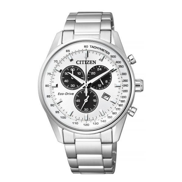 シチズン 腕時計 シチズンコレクション エコ・ドライブ クロノグラフ AT2390-58A [AT239058A]