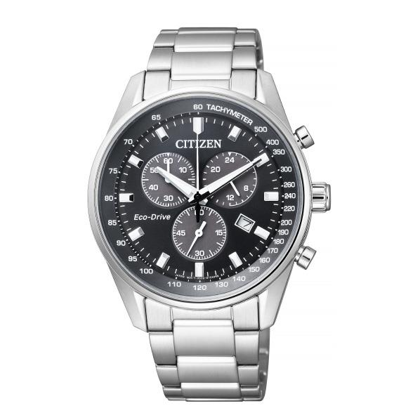 シチズン 腕時計 シチズンコレクション エコ・ドライブ クロノグラフ AT2390-58E [AT239058E]