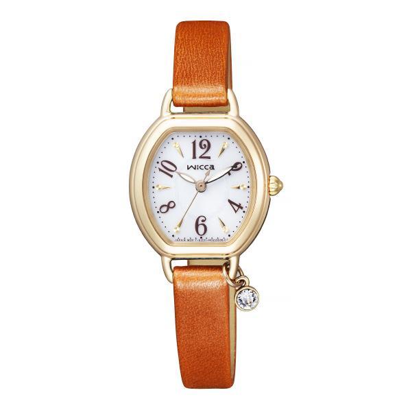 シチズン ソーラーテック腕時計 ウィッカ KP2-523-10 [KP252310]