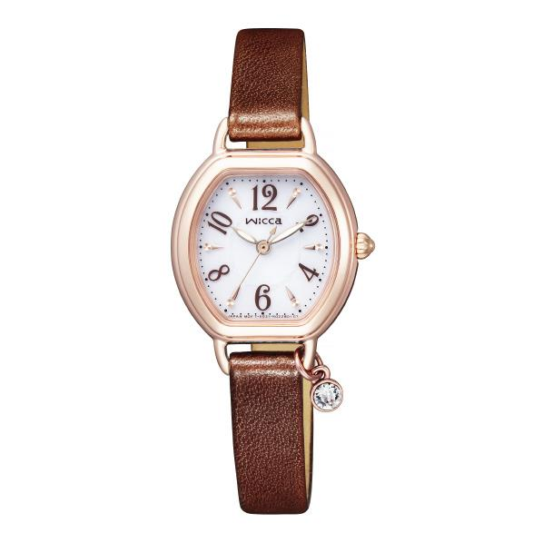 シチズン ソーラーテック腕時計 ウィッカ KP2-566-10 [KP256610]