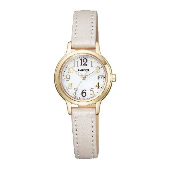 シチズン 腕時計 ウィッカ ソーラーテック KH4-921-10 [KH492110]